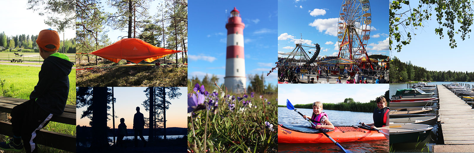 Fun things to do in Finland on Summer holiday